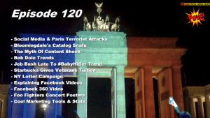 Beyond Social Media - Paris Terrorist Attacks - Episode 120
