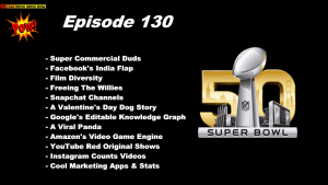 Beyond Social Media - Super Bowl Commercial Duds - Episode 130