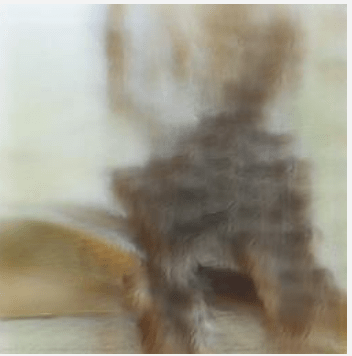 AI generated this cute puppy image