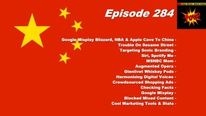 Beyond Social Media - US Companies Cave To China, Episode 284