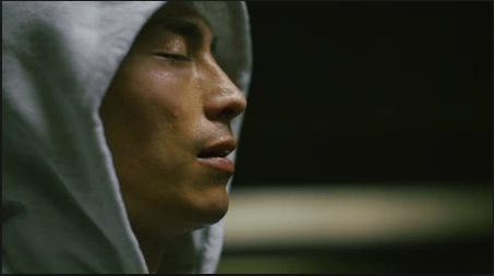 Hooded+Athlete+Breathing