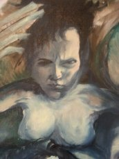"""BiPolarity24""""x36""""Oil on Canvas (SOLD)"""