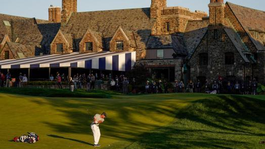 How A Dream Sounded Familiar On The 18th At Winged Foot