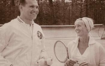 doubles tennis husband and wife