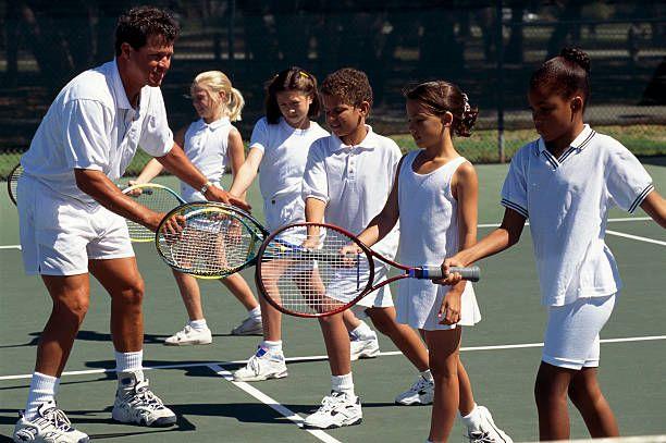 junior tennis clinic