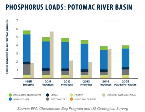 Figure 1: Phosphorus Loads