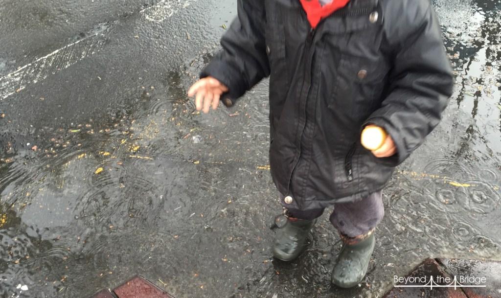 La plupart des jeunes californiens ne connaissaient pas la pluie avant cette année.