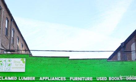 Big Reuse, le temple new-yorkais du matériel recyclé