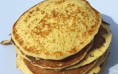 Recette des pancakes ou/et gaufres