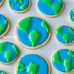 Earth Day Cookies | All Images © Beyond the Butter, LLC