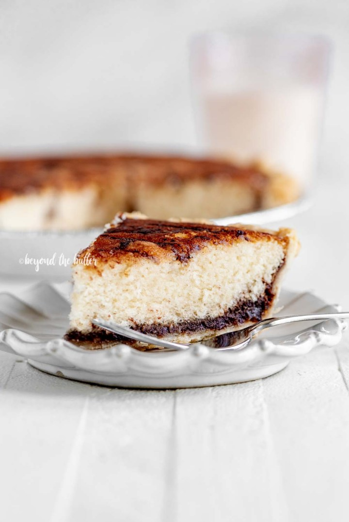 Pennsylvania Dutch Chocolate Funny Cake | All Images © Beyond the Butter, LLC