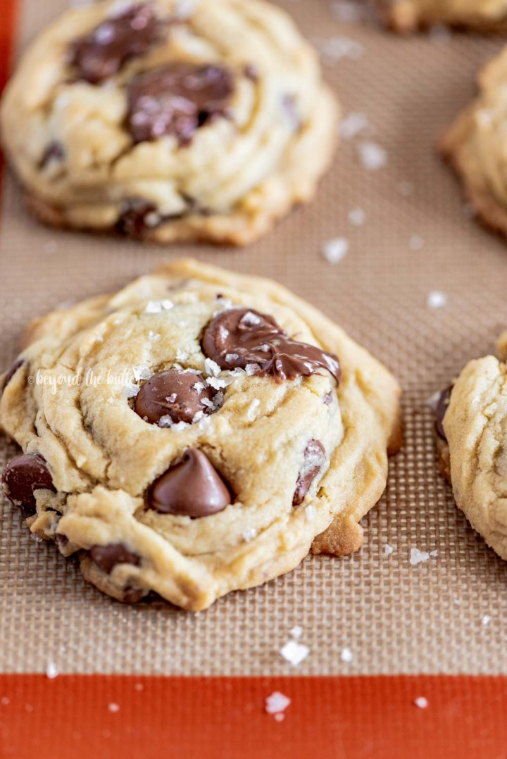Super Soft Chocolate Chip Cookies recipe   All Images © Beyond the Butter, LLC