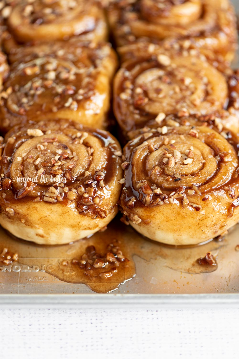 Pecan Sticky Buns | All Images © Beyond the Butter, LLC