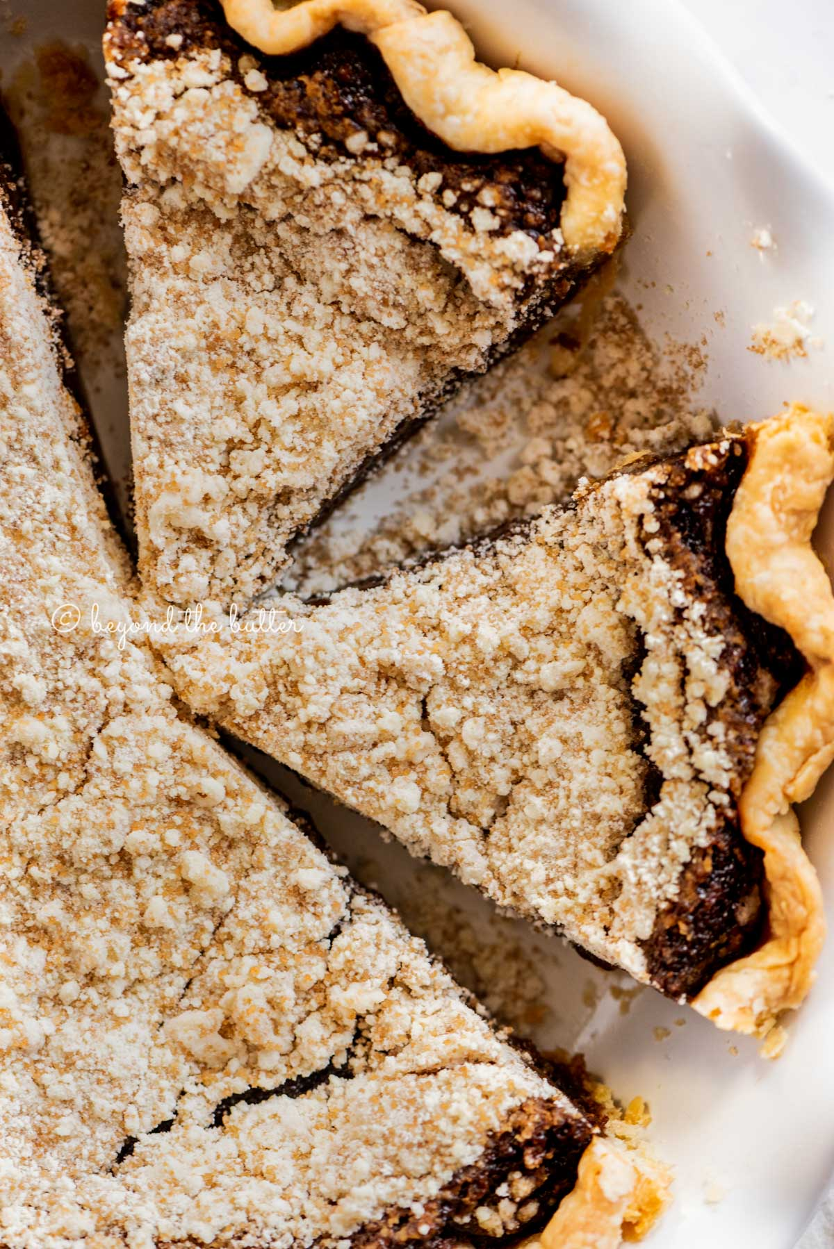 Shoo Fly Pie Beyond The Butter