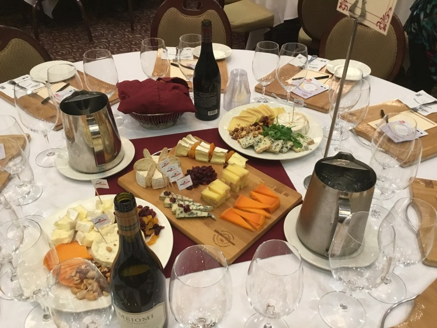 European Cheese & Wine  Heaven – Magnifique