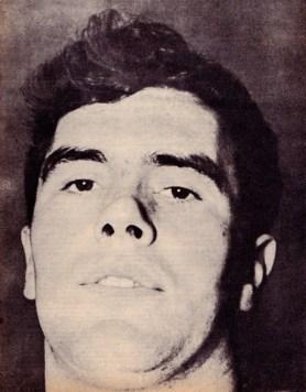 Alex Scott, Everton 1963