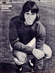 Graham Horn, Portsmouth 1973
