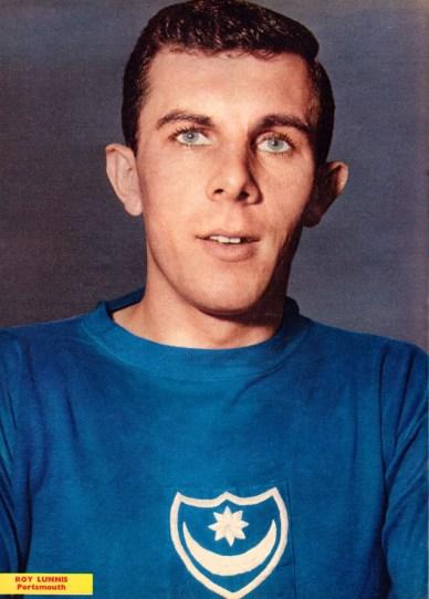 Roy Lunnis, Portsmouth 1964