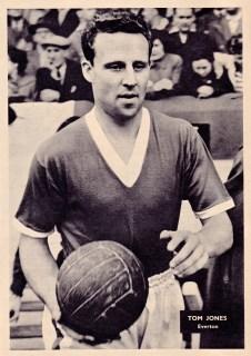 Tom Jones Everton 1959