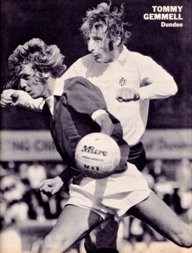 Tommy Gemmell, Dundee 1973