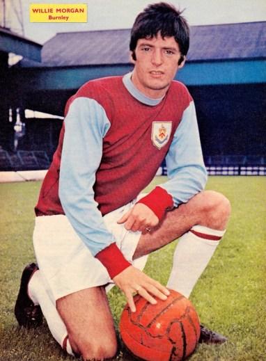 Willie Morgan, Burnley 1967
