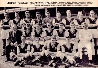 Aston Villa 1958-2