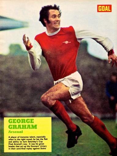 George Graham, Arsenal 1971