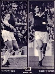 Graydon and Vowden, Aston Villa 1973