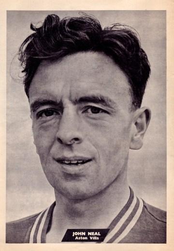 John Neal, Aston Villa 1960