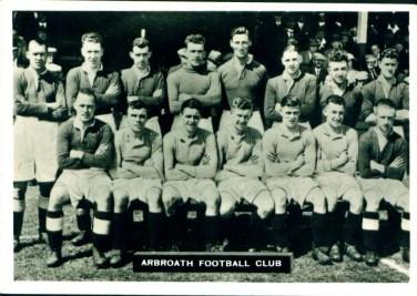 Arbroath 1936