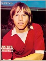 Arthur Graham, Aberdeen 1974
