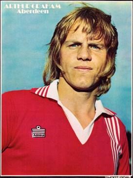 Arthur Graham, Aberdeen 1977