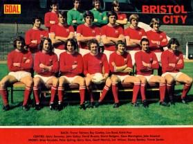 Bristol City 1972