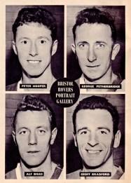 Bristol Rovers 1960