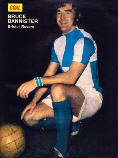 Bruce Bannister, Bristol Rovers 1974