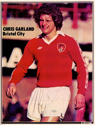 Chris Garland, Bristol City 1977
