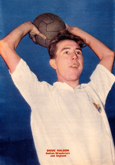 Doug Holden, Bolton Wanderers 1959