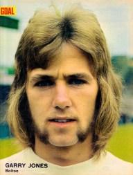 Garry Jones, Bolton Wanderers 1973
