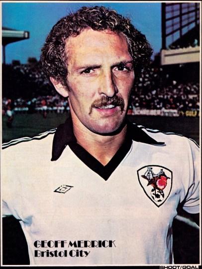 Geoff Merrick, Bristol City 1976