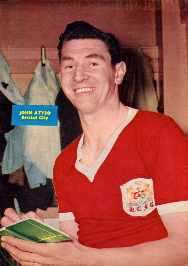 John Atyeo, Bristol City 1959