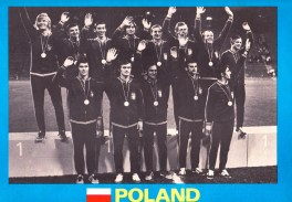Poland, Olympic Football Gold medalists 1972