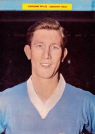 Gordon Wills, Leicester City 1960