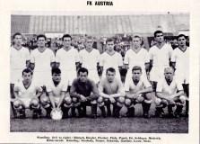 FK Austria Vienna 1960