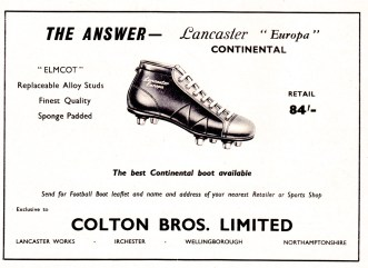 Lancaster 1958