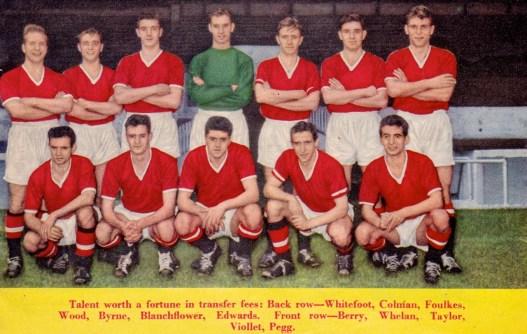 Man United 1958