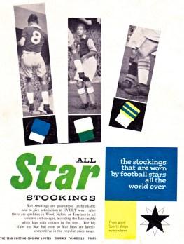 Star Stockings 1961