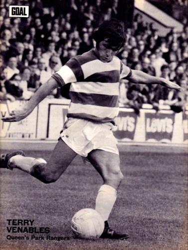 Terry Venables, QPR 1973