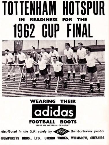 Umbro 1962-3