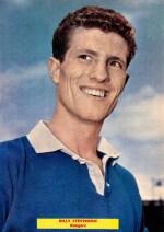 Billy Stevenson, Rangers 1960
