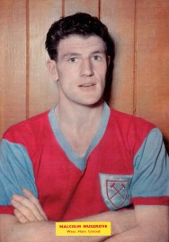 Malcolm Musgrove, West Ham 1960